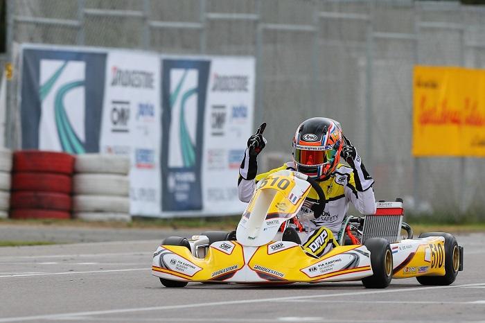 Robert De Haan vince la gara di apertura dell'Academy Trophy 2019