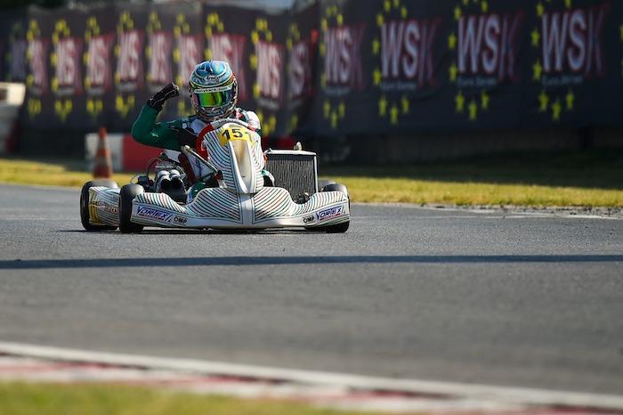 Tony Kart es campeón WSK Euro Series KZ2