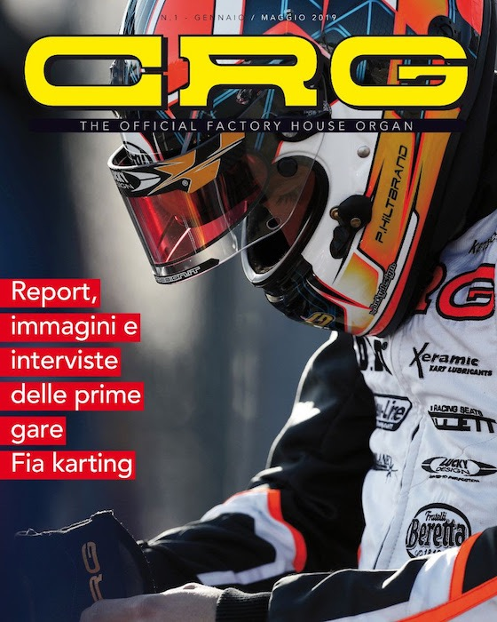 The new CRG Magazine now available