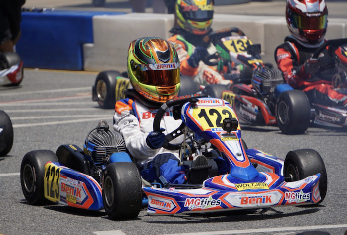Team BENIK Enters Three at United States Pro Kart Series Event This Weekend