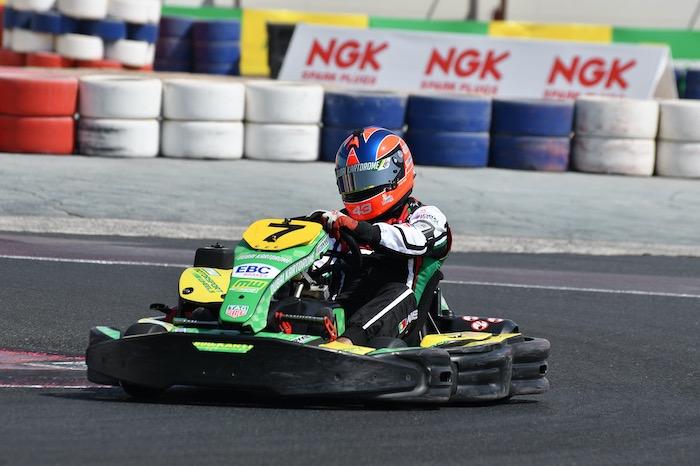 Terza vittoria di Endurance per la squadra di Bin Drai Karting al Dubai Kartdrome