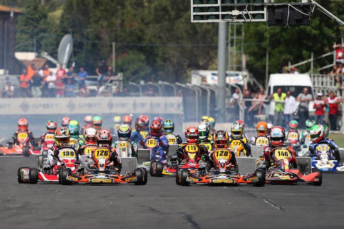 Le date dei Campionati Italiani ACI Karting 2020