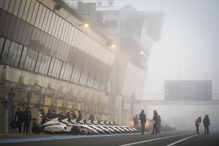 Successo di Rafael Villagomez alla Richard Mille Young Talent Academy a Le Mans