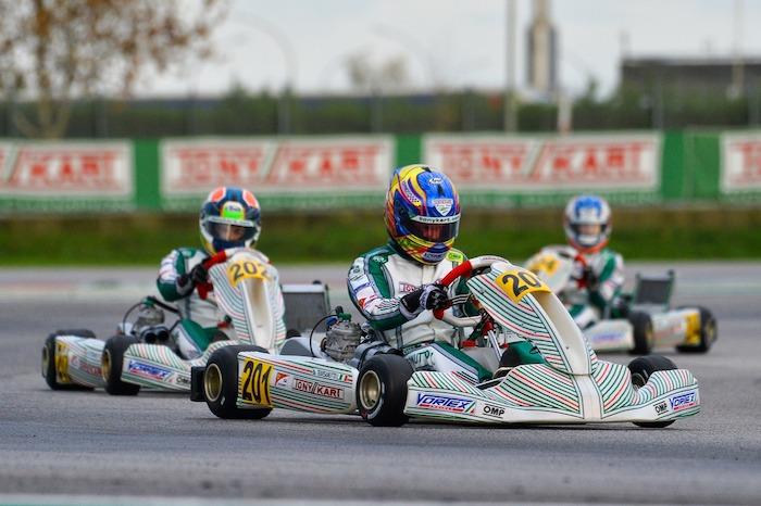 Tony Kart – let's start the 2020 season