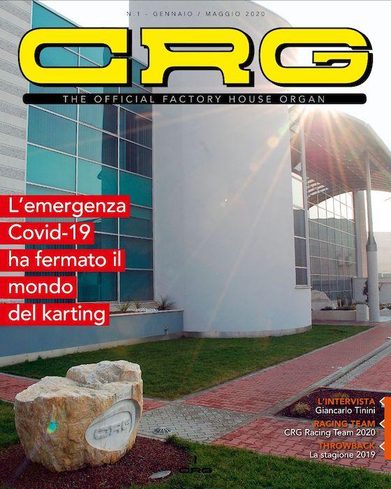 Online il nuovo Magazine CRG