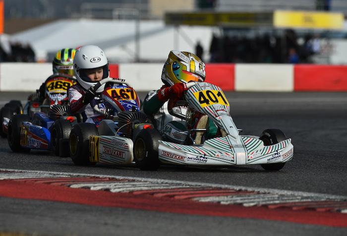 Newman Motorsport restarts from Adria
