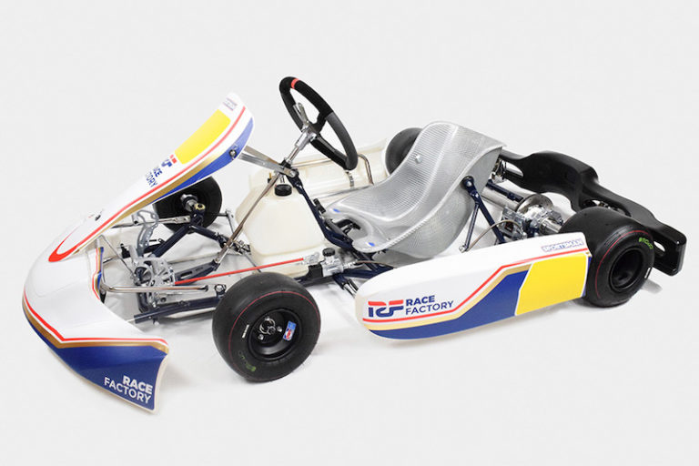 Lancio ufficiale per il brand Race Factory