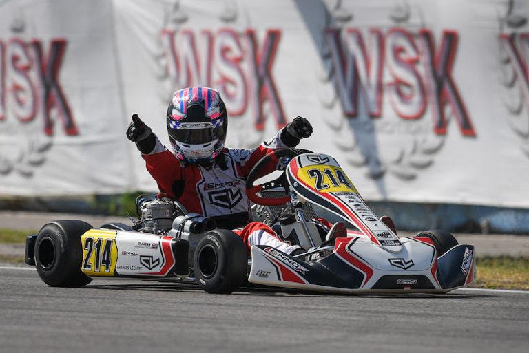 Prima vittoria 2020 per il Team Leclerc By Lennox Racing con Oliver Gray