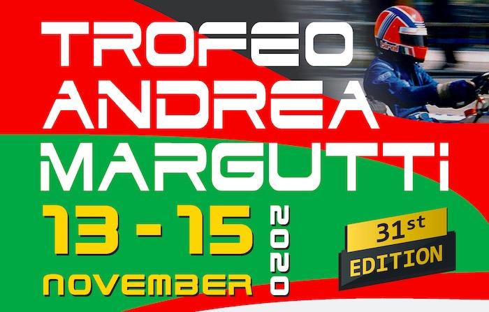 Il 31°trofeo Andrea Margutti si svolgera' dal 13 al 15 novembre sul Circuito Internazionale 7 Laghi