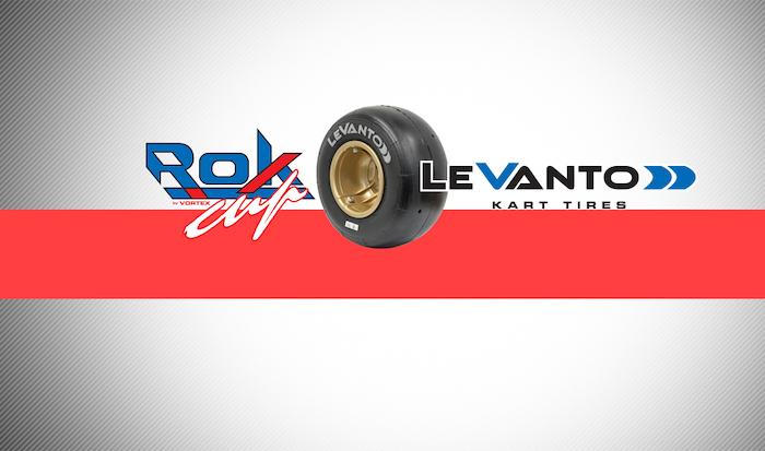 Nuovi pneumatici LeVanto per la Rok Cup