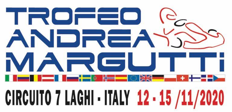 Confirmado el 31 ° Trofeo Andrea Margutti del 12 al 15 de noviembre en el Circuito Internacional 7 Laghi