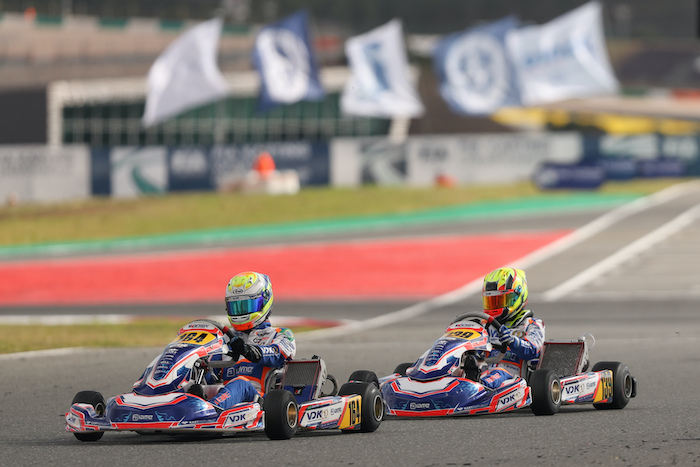 VDK Racing – Top 10 in a difficult World Championship at Portimao