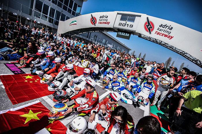 CRG conferma la 24 Hours Karting of Italy