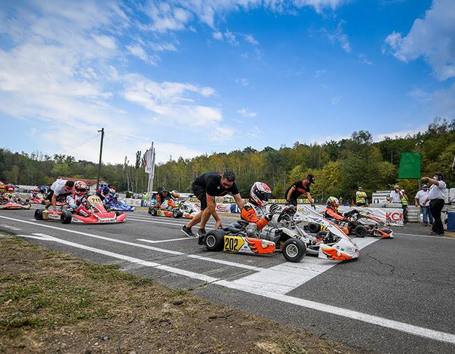 A todo gas hasta 2021: DKM presenta el calendario de carreras