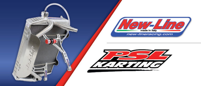PSL Karting & New-Line Racing: the renewal of a twenty-year old partnership