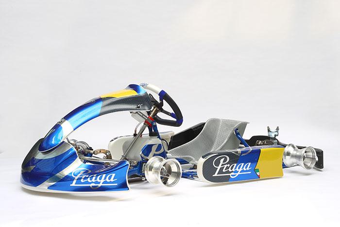 Monster EVO 3: el nuevo mini de Praga Karts