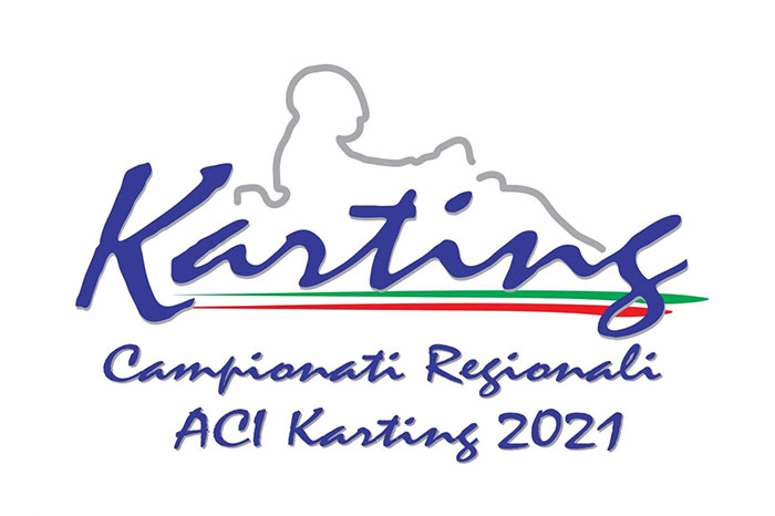 The list of races of the ACI Karting 2021 Regional Championships has been defined