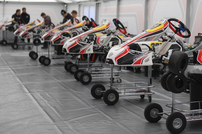 Leclerc by Lennox Racing pronto per il 2021 con la nuova line-up piloti
