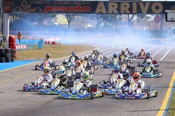Pronto al via il Campionato Italiano ACI Karting 2021