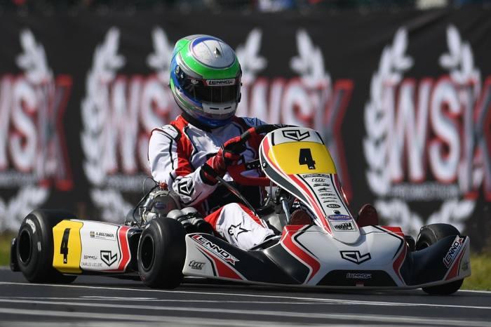 Un weekend dal sapore dolceamaro a Sarno per Leclerc by Lennox Racing