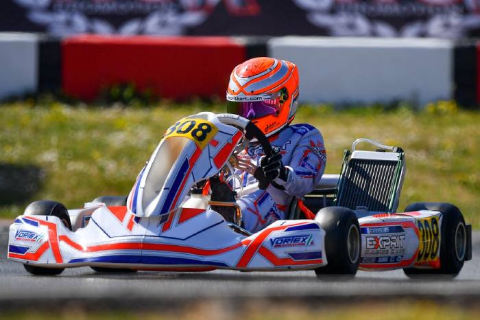 """Round 1 of the """"Euro Series"""" completed for Exprit"""