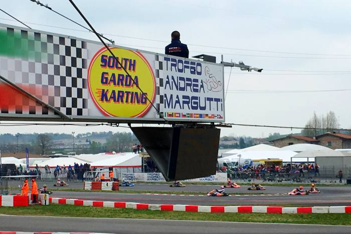 Great participation expected at the 32nd Andrea Margutti Trophy