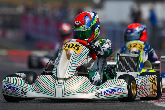 """Un podio chiude la """"Master Series"""" di Tony Kart"""