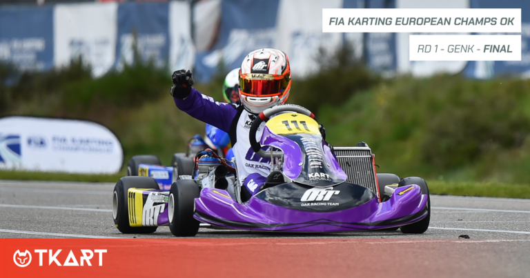 FIA Karting European Championship, Genk: Finale OK – Camara inarrivabile