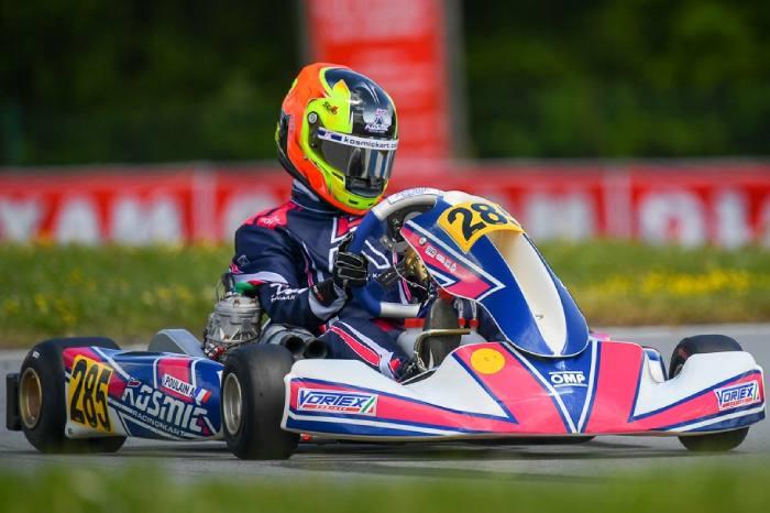 Kosmic Kart en nombre de la velocidad en Francia