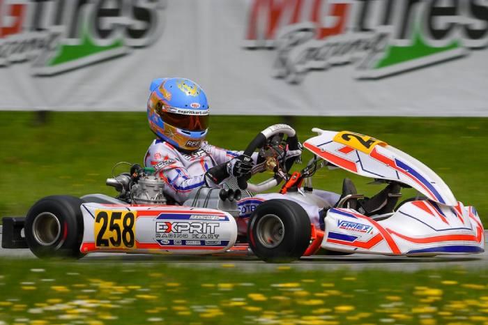 Esperienza europea in Francia per Exprit Racing Team