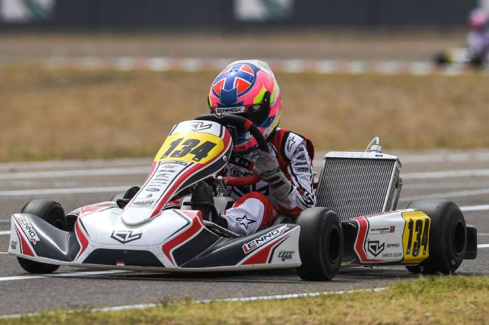 The Leclerc by Lennox Racing team confirms its competitiveness at the European Championship in Spain