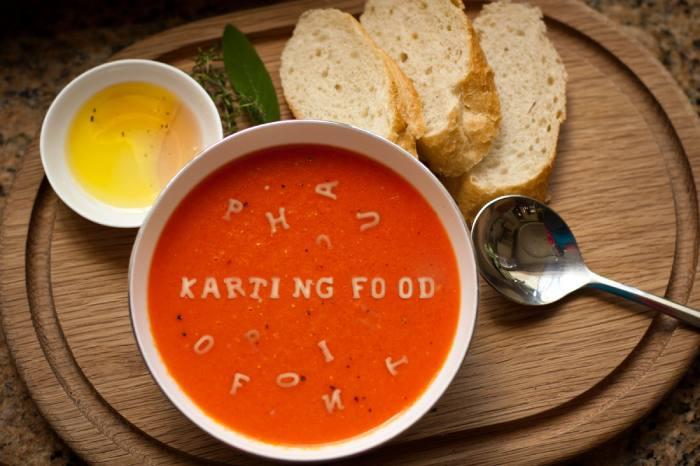 L'alimentazione corretta da vero kartista