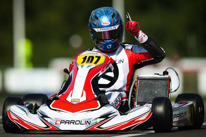 Parolin vince la International Super Cup con Travisanutto