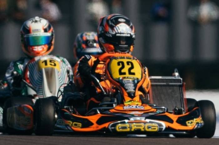 FIA KZ World Championship: resultados por debajo de las expectativas para los pilotos CRG
