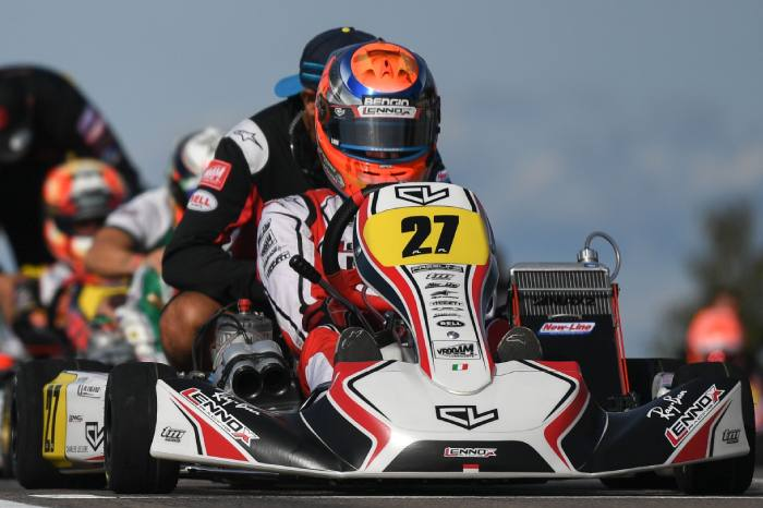 Mucha velocidad pero poca suerte en Suecia para Leclerc by Lennox Racing